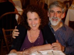 Nancy and Rob Bob